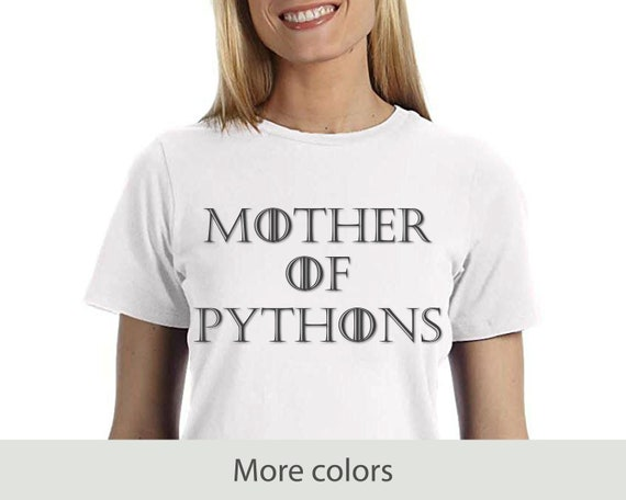 Mother Of Pythons Short Sleeve Tee