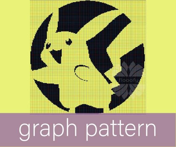 Pikachu (Medium) Graph Pattern