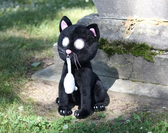Cerin the Spirit Catcher Plush Doll on KICKSTARTER