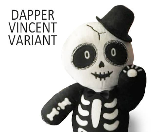 Dapper Vincent Limited Edition Plush Variant