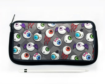 Eyeball Pencil Pouch