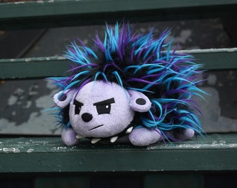 Edgehog Plush Doll on KICKSTARTER