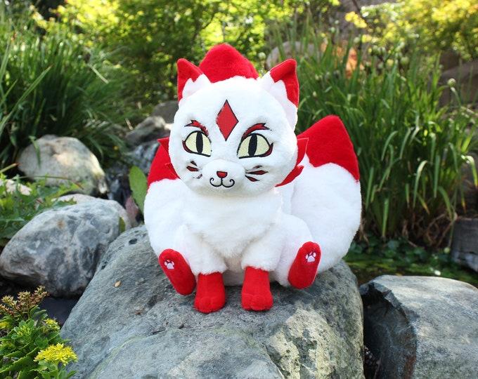Kitsune Plush Doll