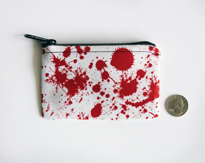 Bloody Coin Pouch