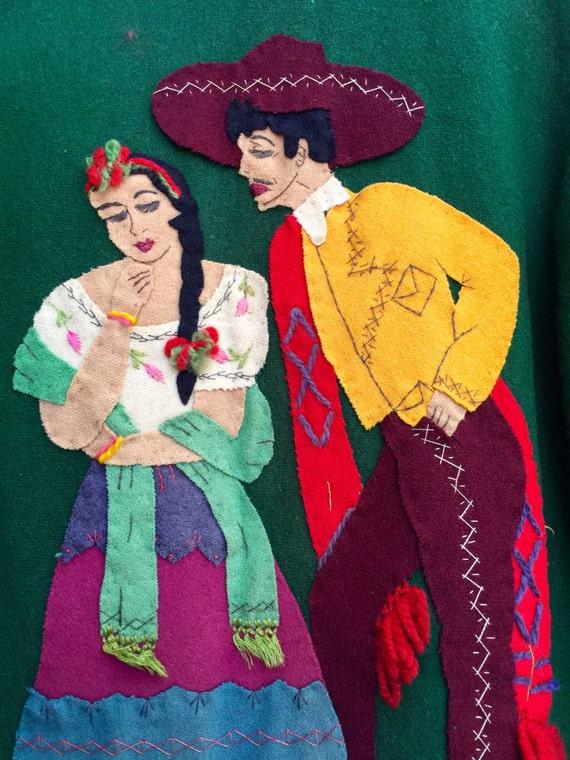 Vintage Berty Mexican Jacket