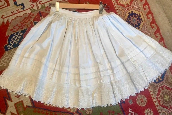 Victorian Hungarian Skirt