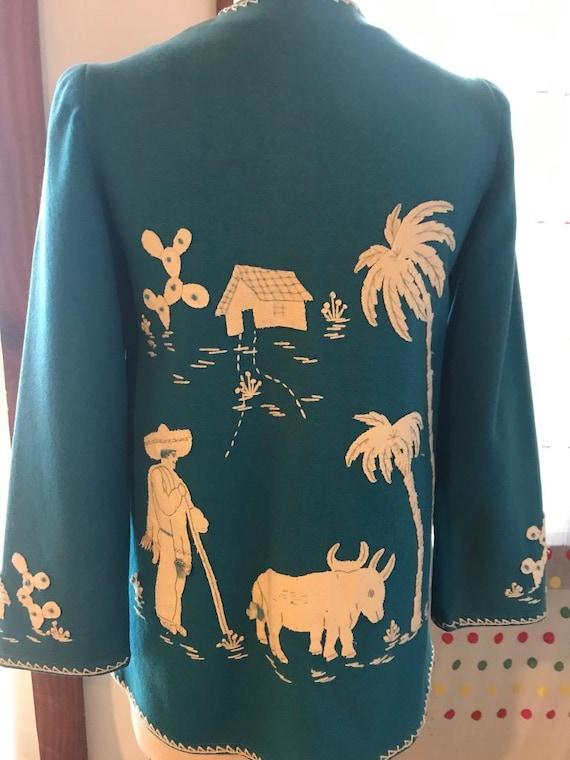 Berty Vintage Mexican Jacket