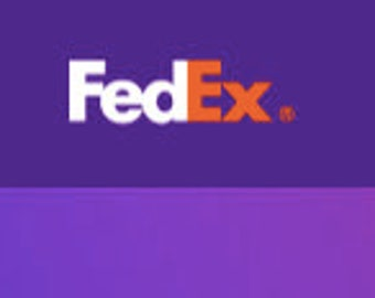 Shipping Upgrade to Fed Ex home delivery within the US