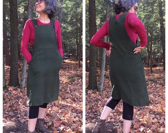 Bib Overall Dresses