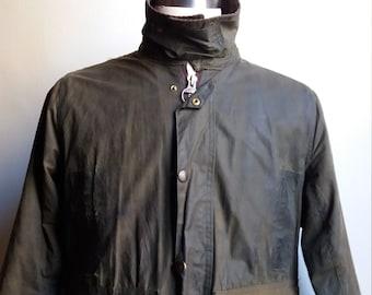 Vintage Barbour Waxed Jacket
