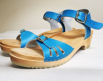 Design your own LOW Heel Vera With Buckled ankle strap