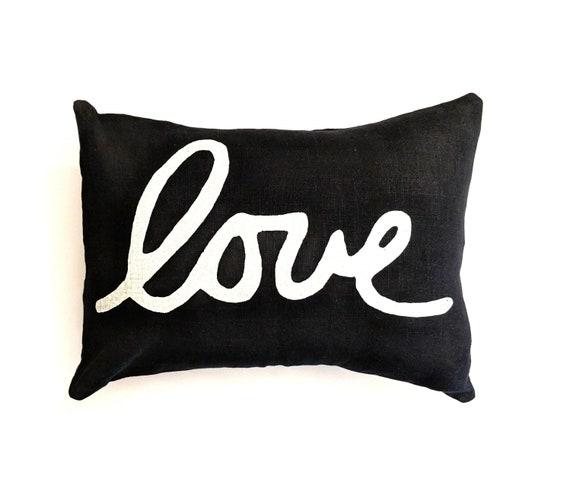 Liebe werfen Kissen / Kinderzimmer Dekor