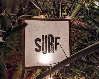 Surf Light Box - Surf Decor