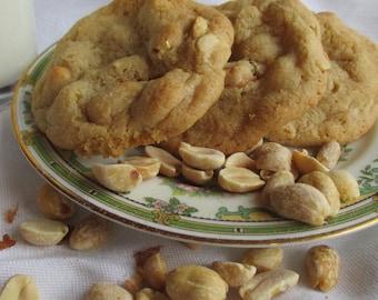 2 Dozen Peanut Cookies