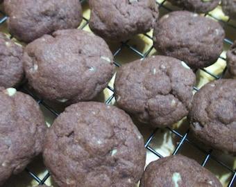 1Dozen (12) OR 2 Dozen (24)  Chocolate Mint Butter Balls