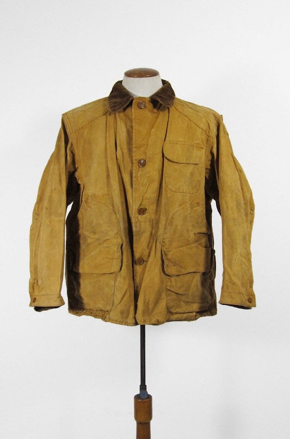 Vintage 1940s Western Field for Mongomery Ward Can
