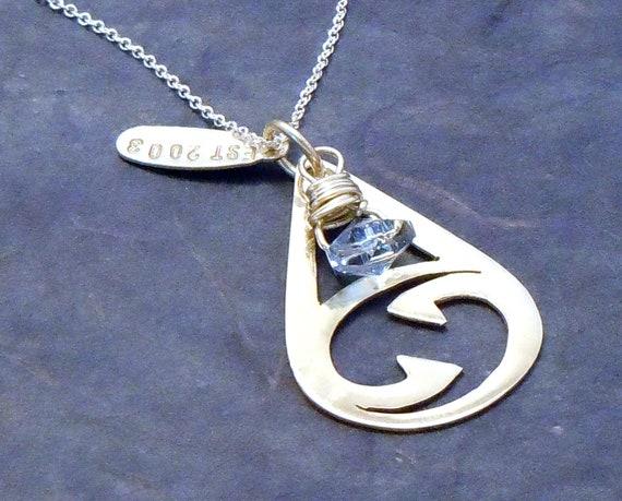 North Star School Spirit Necklace