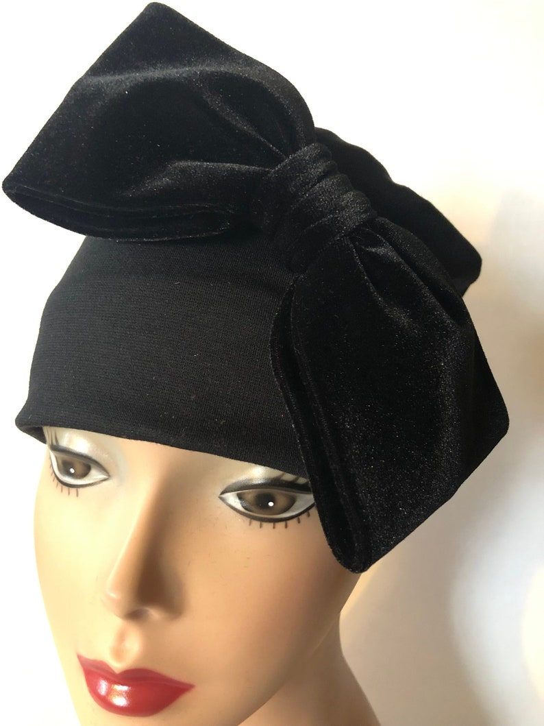 Womens Dress Hats Womens Hats Trendy Satin Lined Hats image 0