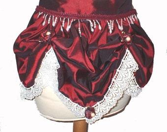Victorian Burlesque Detachable Bustle