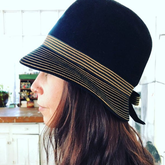 Norman Durand Cloche Hat