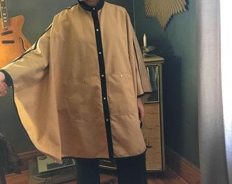 1960's Bonnie Cashin Rain Poncho