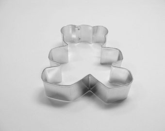 Teddy Bear C 3 inch Cookie Cutter