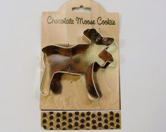 Moose Cookie Cutter by Ann Clark