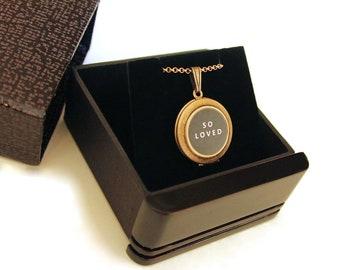 Luxury Black Wood Necklace Sliding Drawer Jewelry Box - Gift Box
