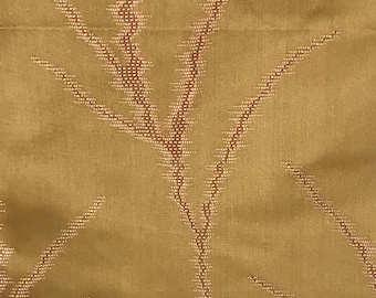 Jim Thompson SILK, Peachtree in color Toffee