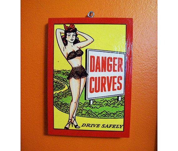 RETRO PIN UP Girl Poster Vintage Kitsch Wall Ar Classic Burlesque Retro Print