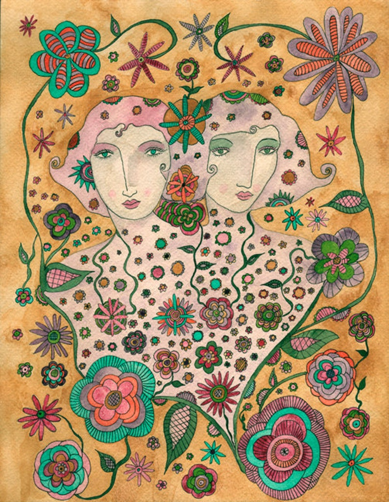 Freundschaft und Blumen datieren