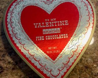 Valentine Candy Box Etsy