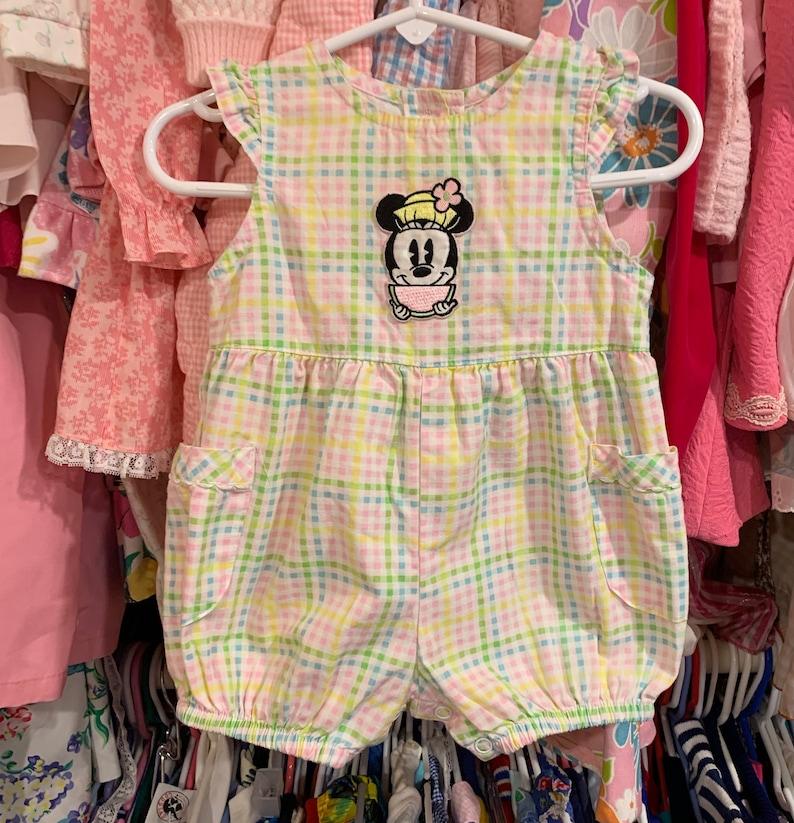 Baby Minnie Romper 36 Months