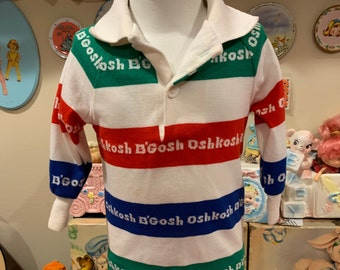 6/9 Months OshKosh Polo