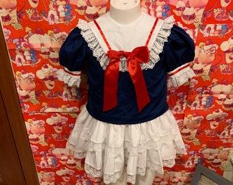 4T MiniWorld Dress