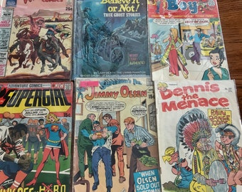 1960s Comic Collection