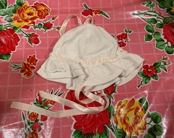 0/6 Months Baby Bonnet