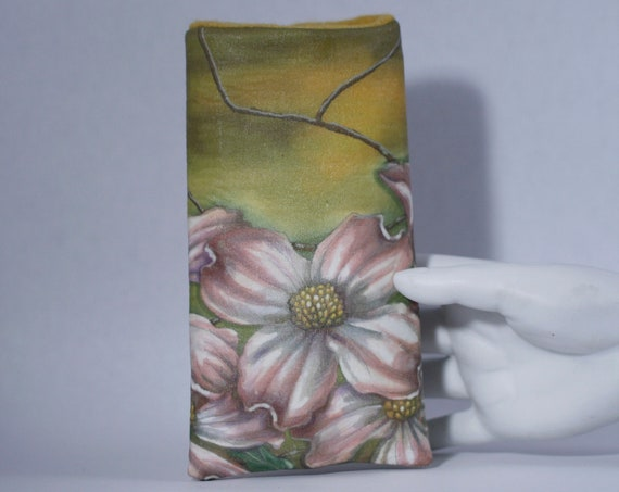 Dogwood Eyeglass Case