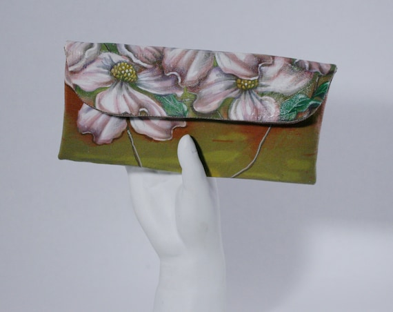 Dogwood Small Wallet Clutch