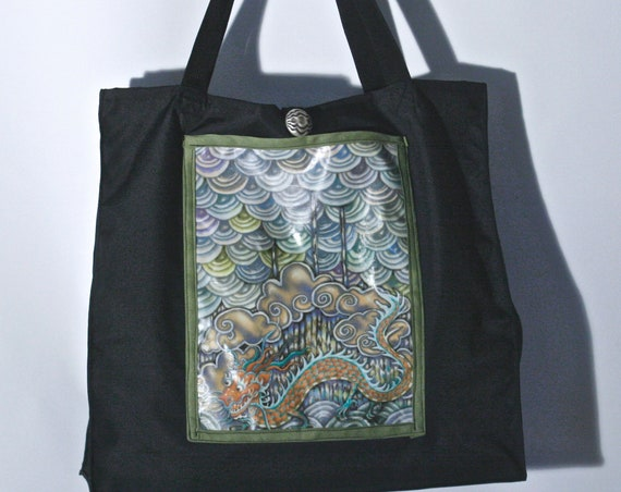 Dragon Shopping Bag