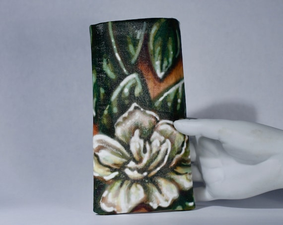 Gardenia Eyeglass Case