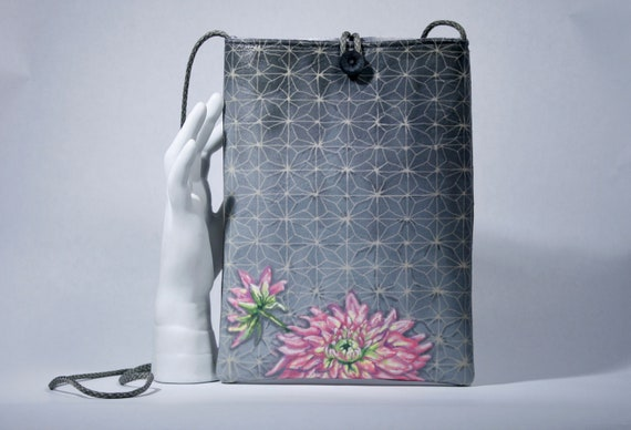 Dahlia Screen - Simple Bag
