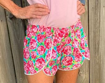 718a0df4cf1361 Womens Lily Inspired CoachElla shorts