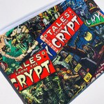 Tales from the Crypt Zipper Pouch: Horror Comic Books, The Crypt Keeper.