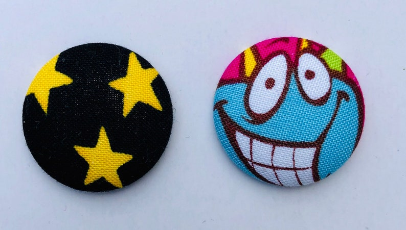 Monster Magnet Set  Silly Monster Stars. image 0