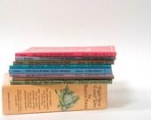 Beatrix Potter Collection - 8 Small Children's Books in Box - 1972 Vintage Book