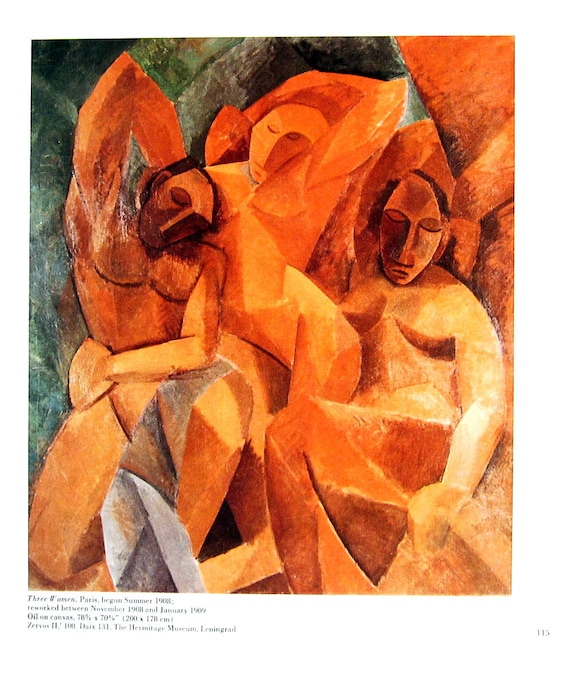 picasso three women
