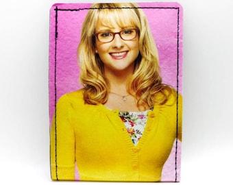 Big Bang Theory Wallet - Comic Book Wallet