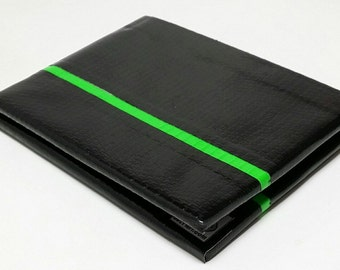 3 POCKET Duct Tape Wallet  - Alien