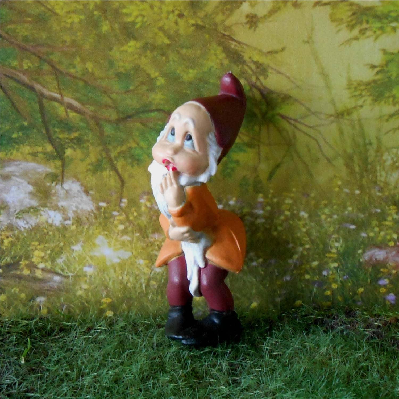 Gnome Garden: Miniature Gnome FigurineFairy Garden2 1/2 Inch